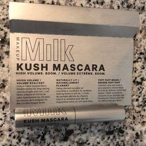 Benefit Makeup - Benefit, Milk & Sephora Mascara
